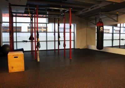 funkcionális edzőterem